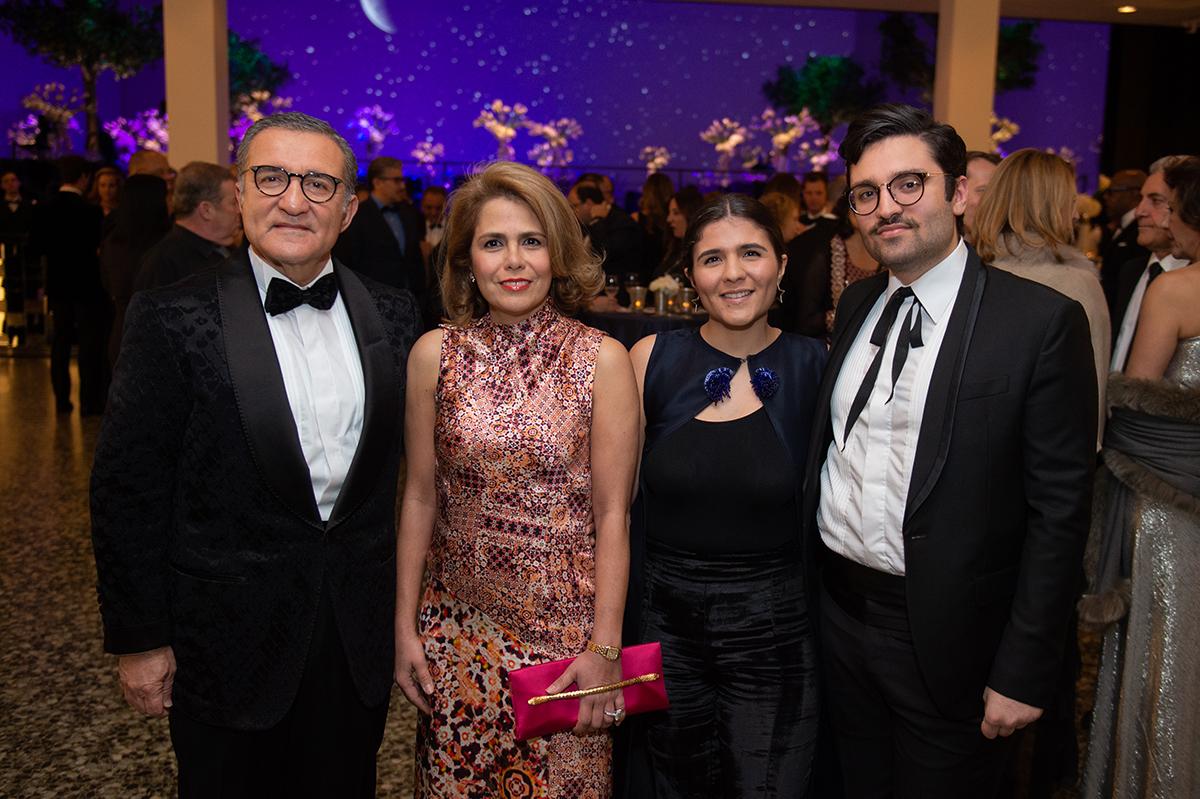 Iraj and Fariba Taghi & Tina and Amir Taghi