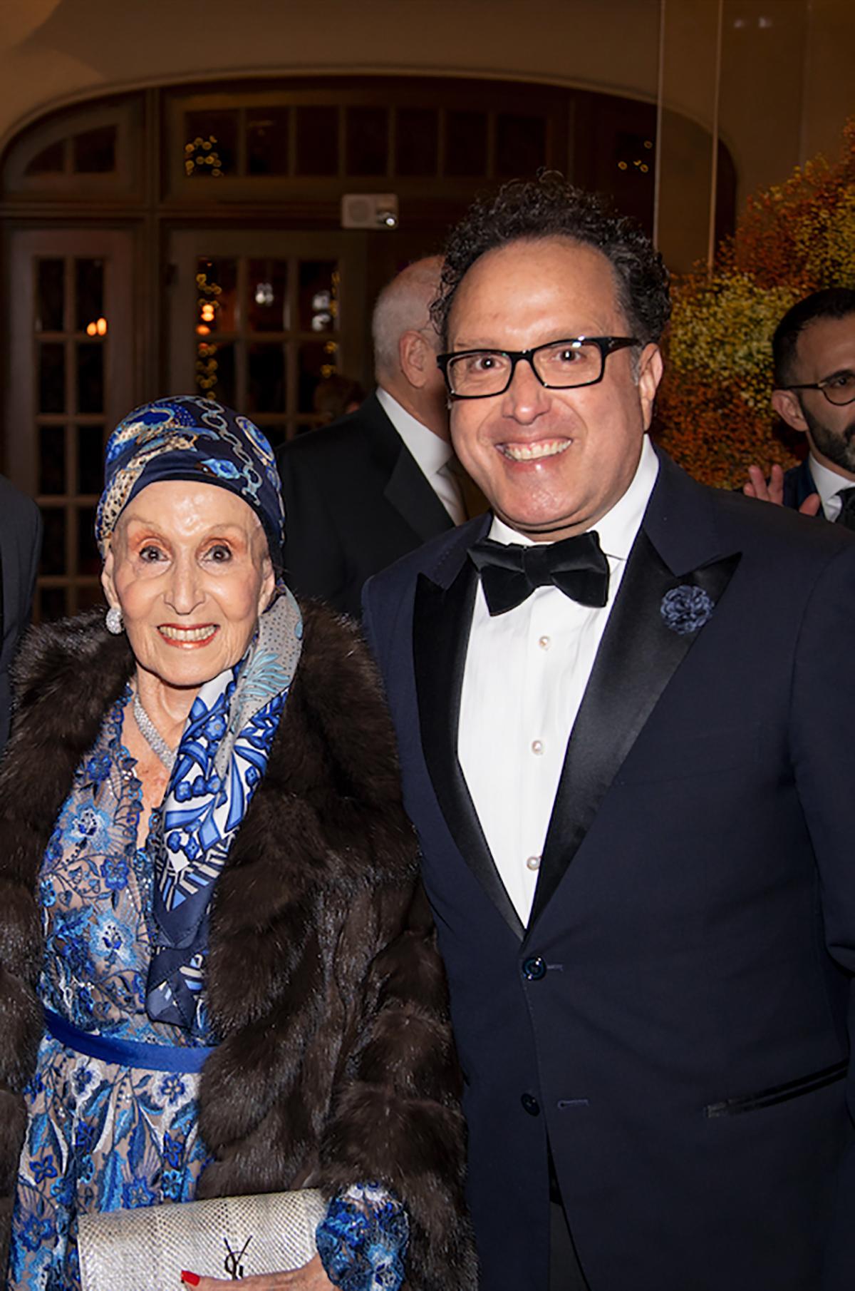 Irma Nicolas and Guillermo Nicolas