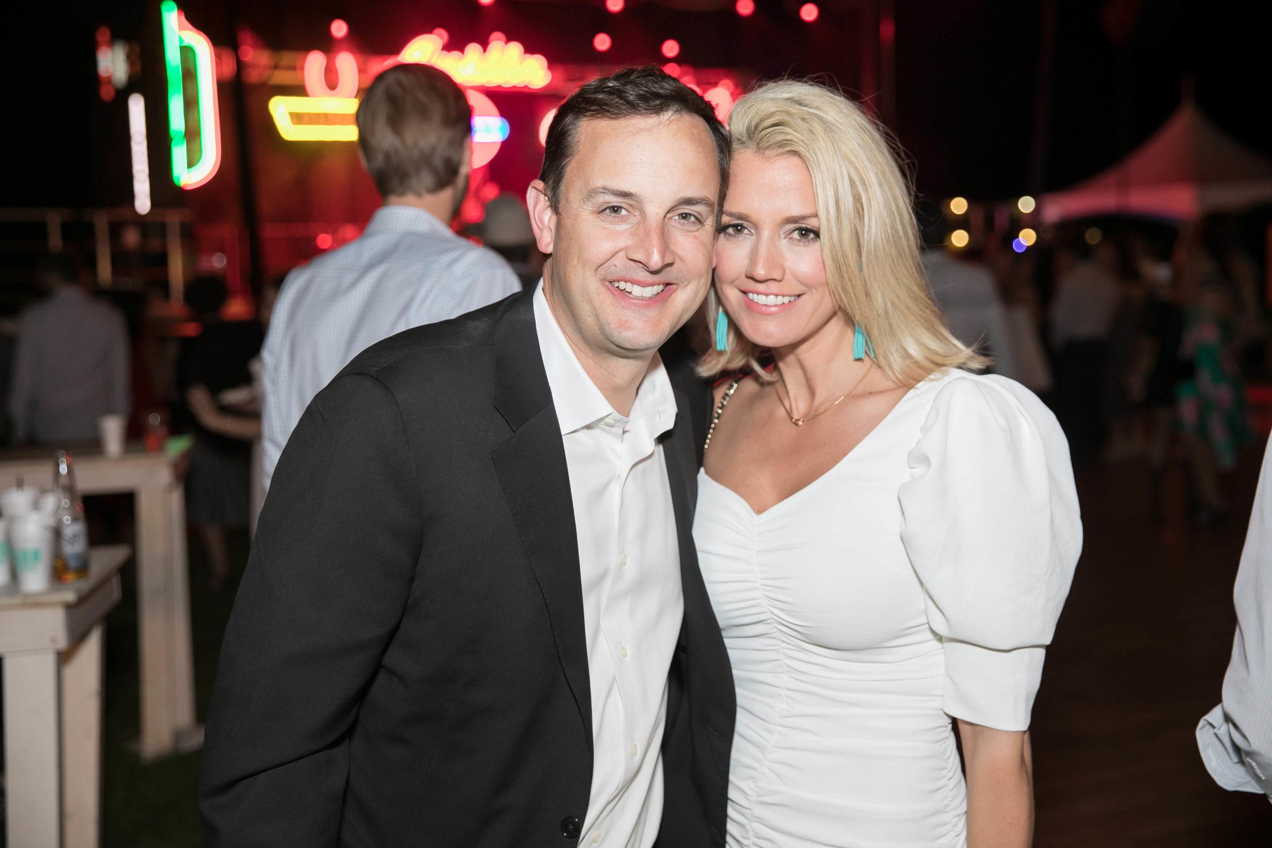 J.R. and Jill Kraft - SILHOUETTE