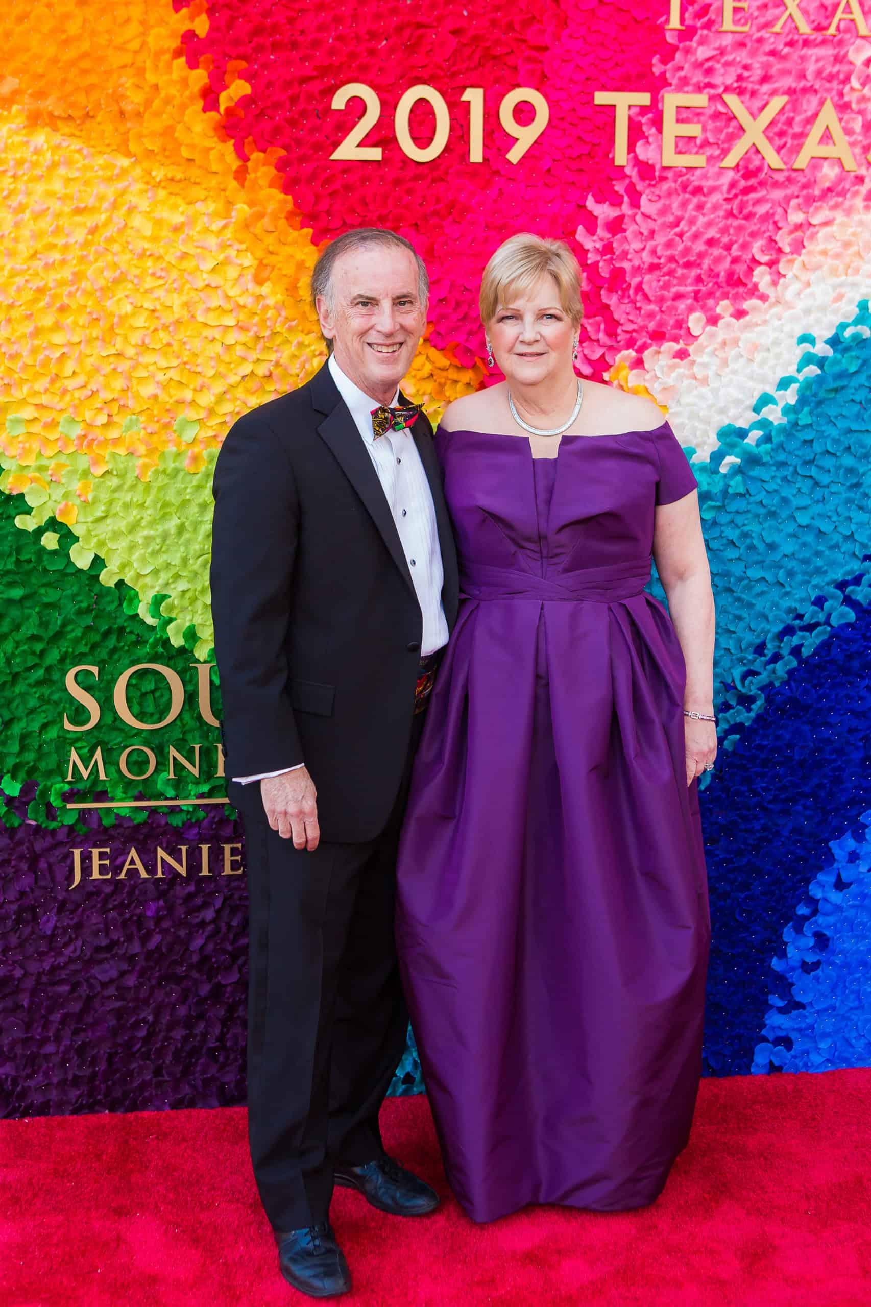 Jack and Leslie Blanton
