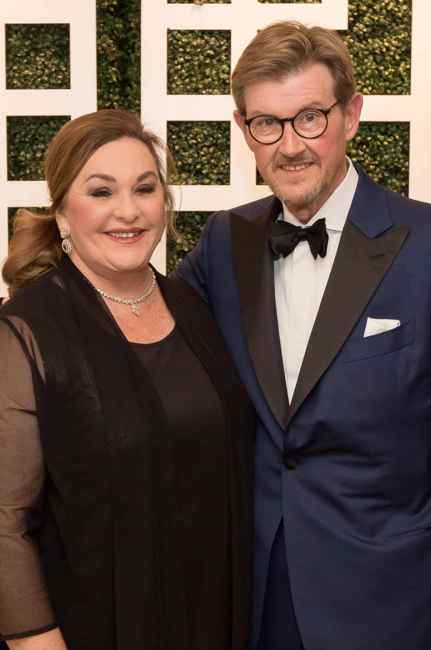 Janis and Doug Maund