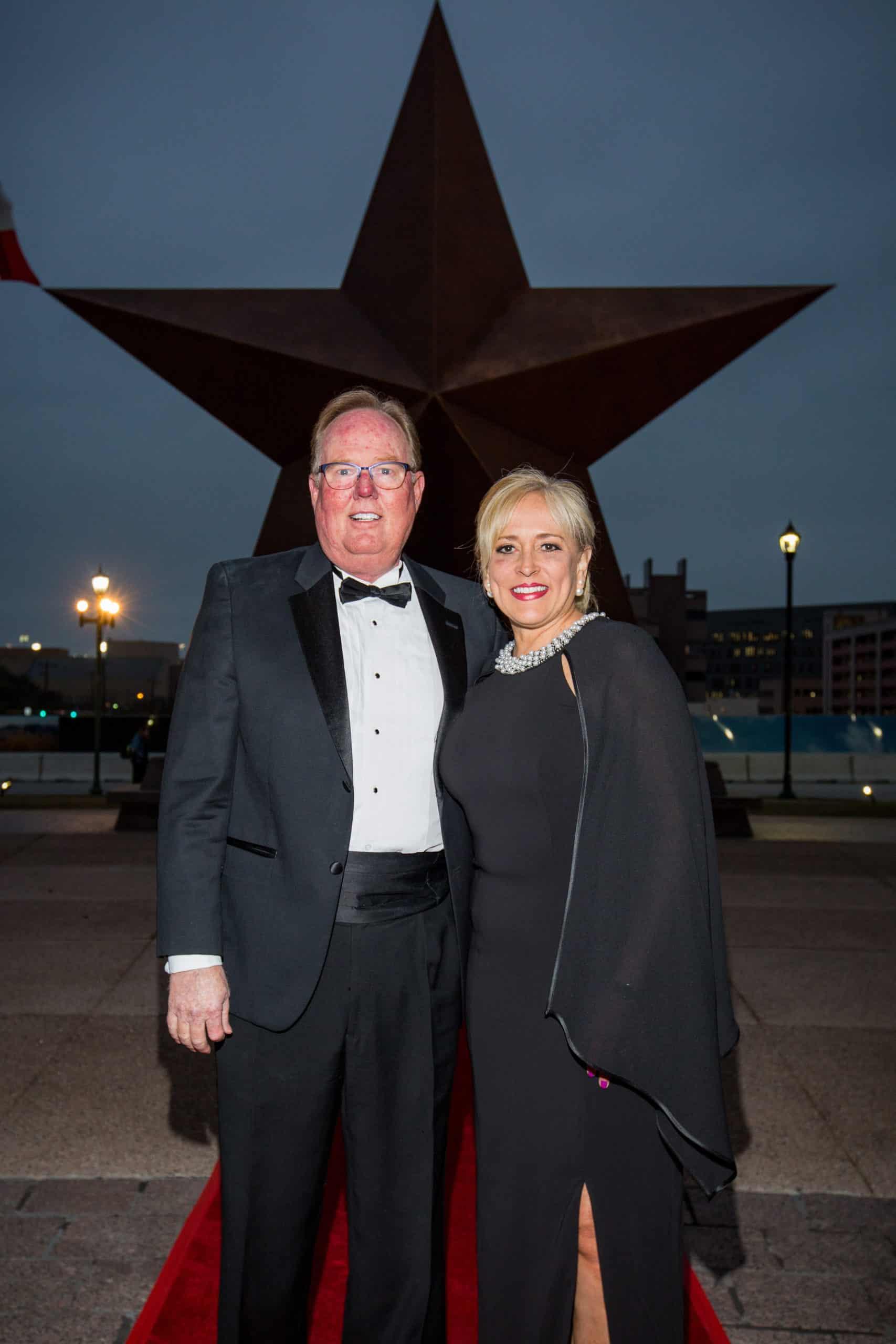 Jeff and Sylvia Thomas