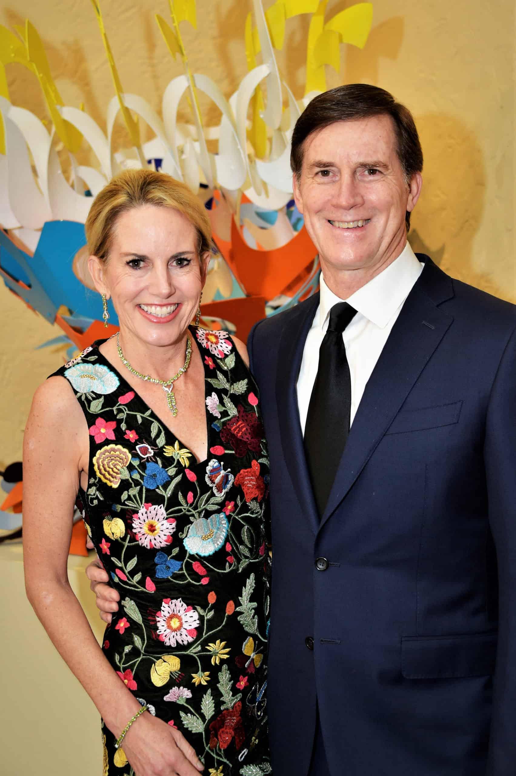 Jennifer and Bob Shemwell