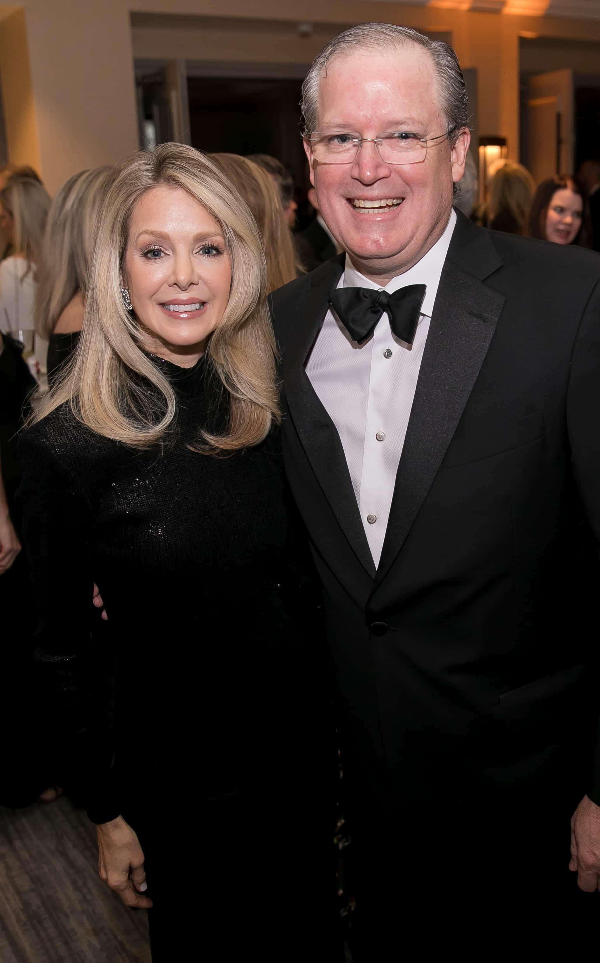 Jennifer and Trey Ikard