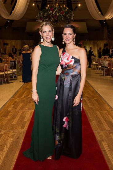 Jenny Holshouser and Michelle Sasser