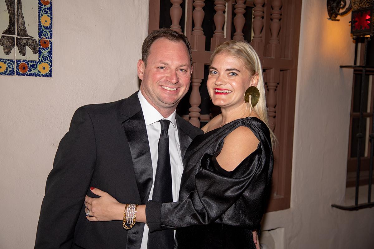 Jeremy and Sara Jessop