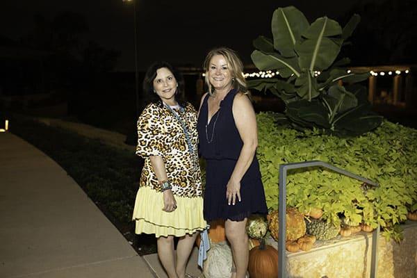 Jill Tiernan and Diana Stewart