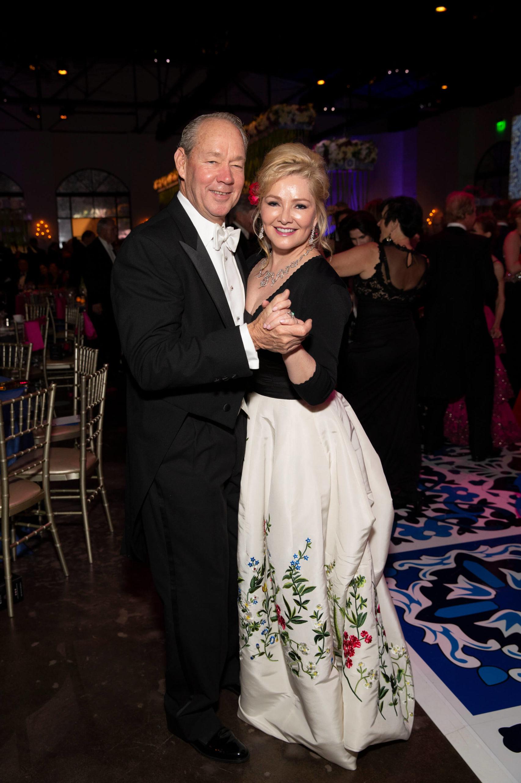 Jim and Whitney Crane