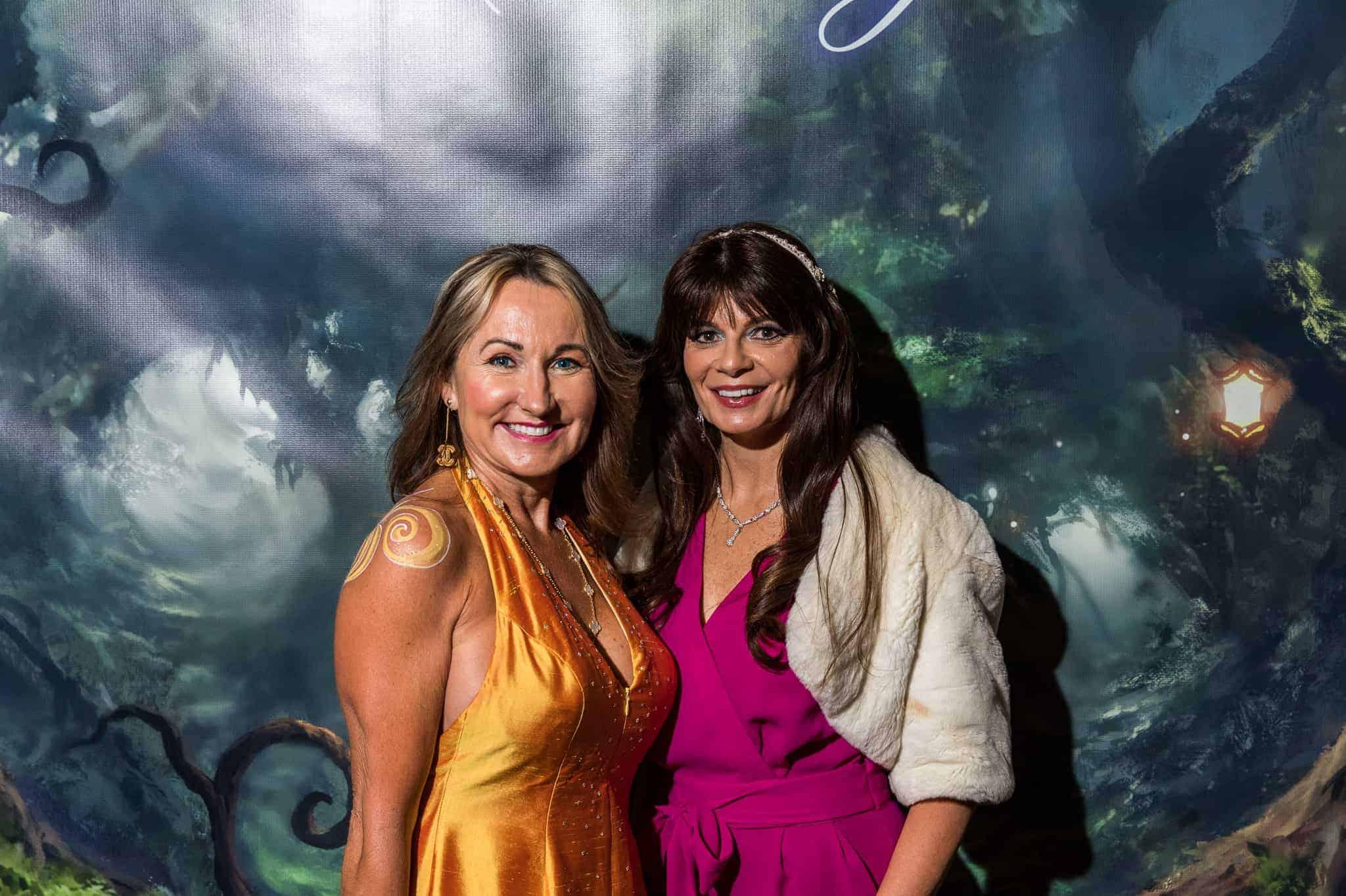 Joanie Schoener Bentzin and Annette Renaud