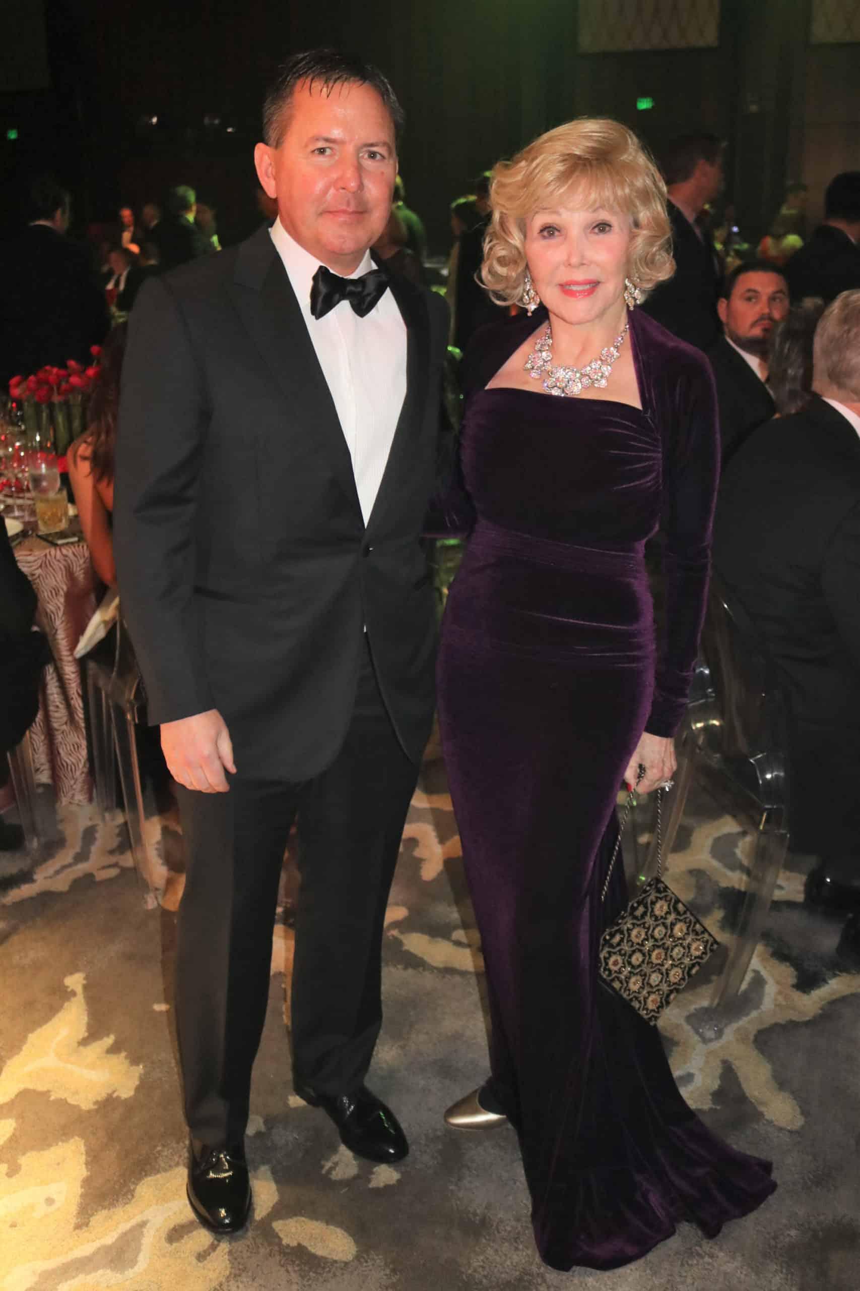 Joanne King Herring and Glen Plowman