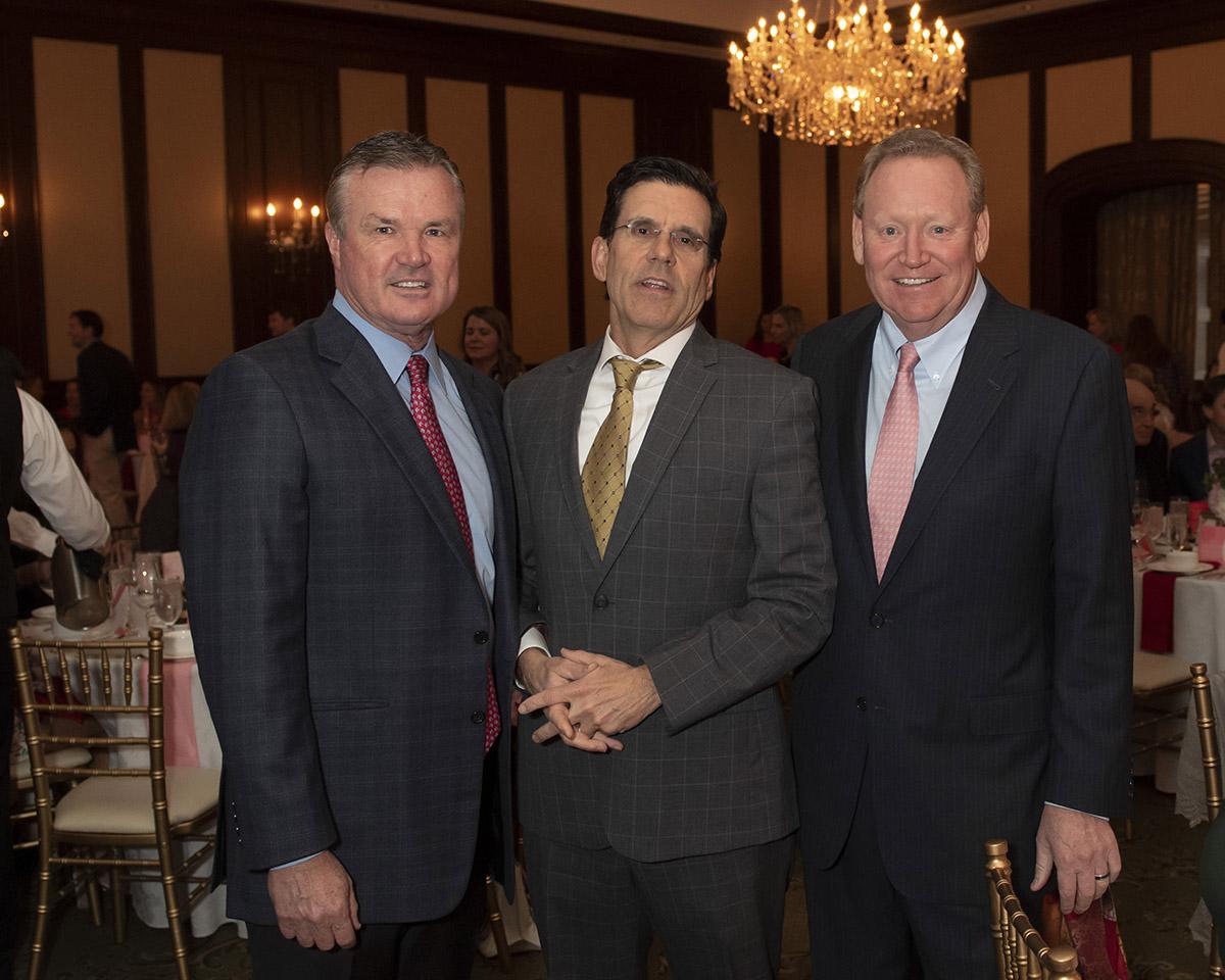 Joe Hickman, Scott Dabney and John Delatour