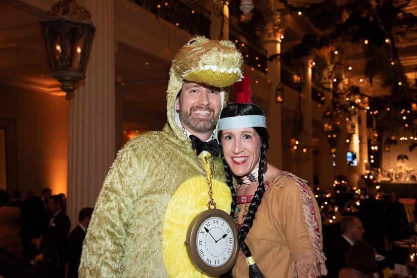 John and Deborah McInnes