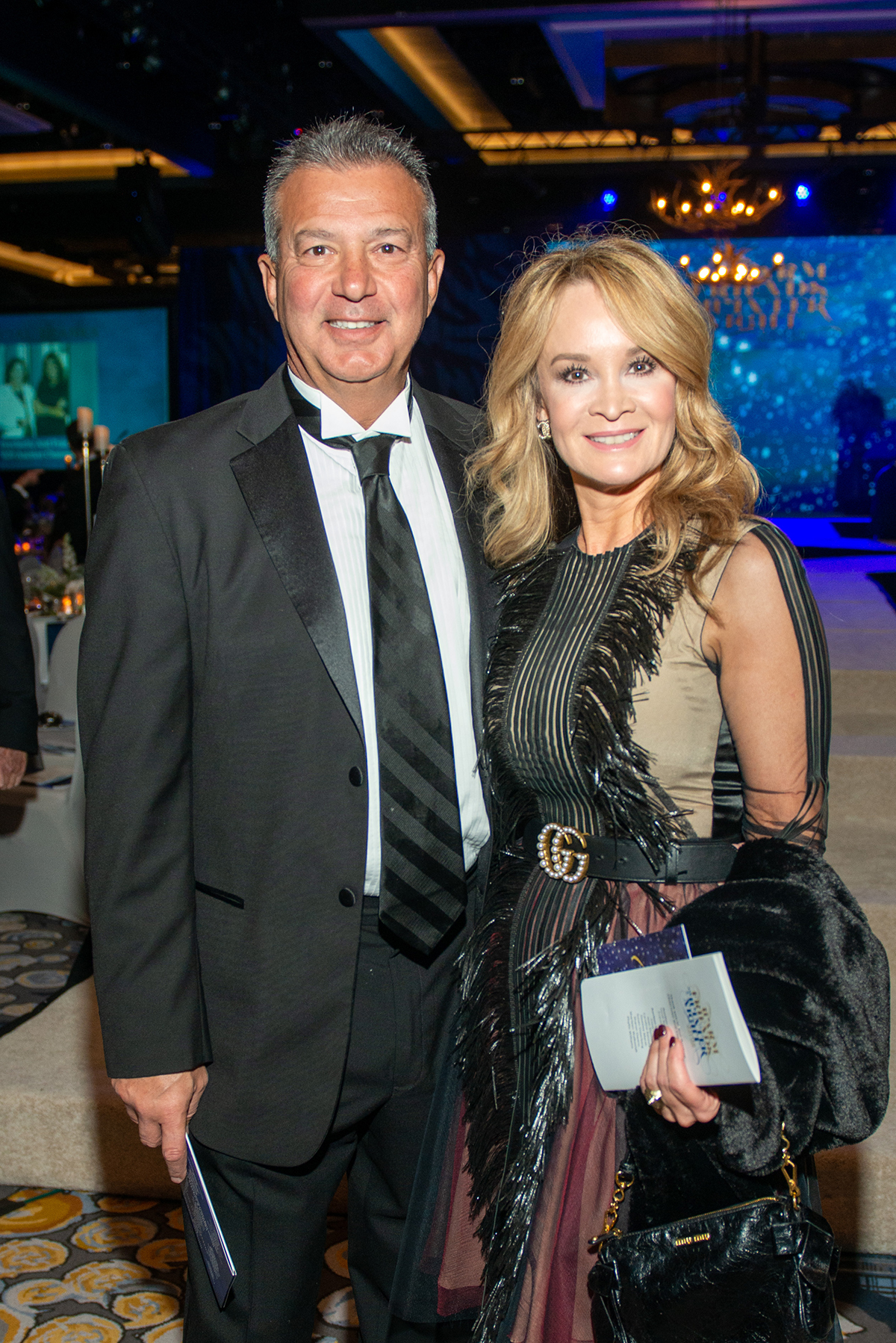 John and Wendy Granato