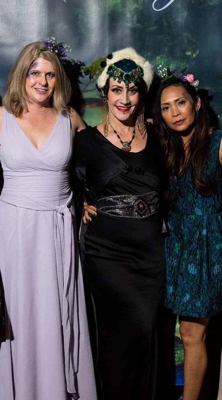 Jolene Weinstein, Khani Zulu and Grace Wilkins