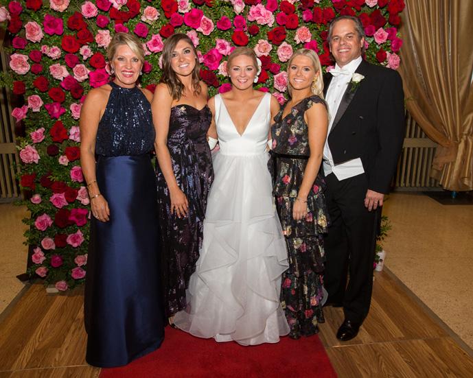 Joy Fuhrmann, Jillian Fuhrmann, Jenna Belle Fuhrmann, Carly Fuhrmann and Triple Fuhrmann