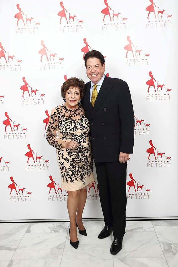 Judy Nichols and John Evatz
