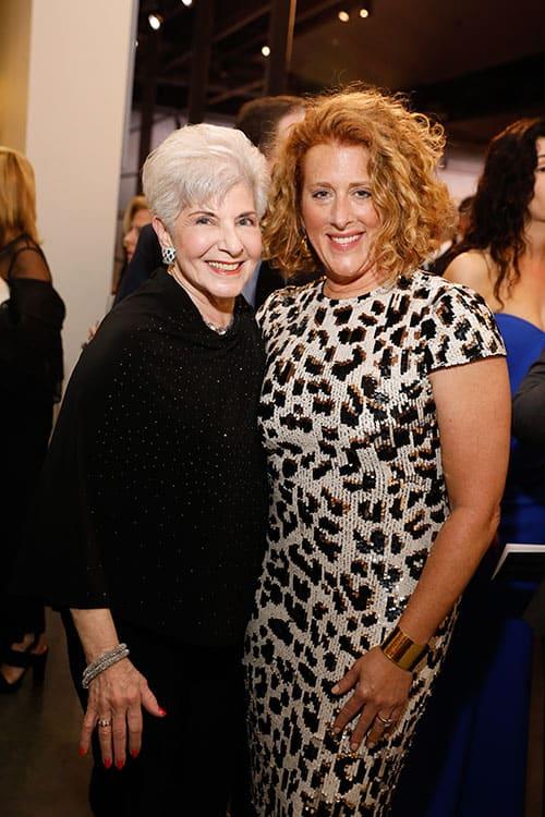 Judy Smith and Shelly Hendry