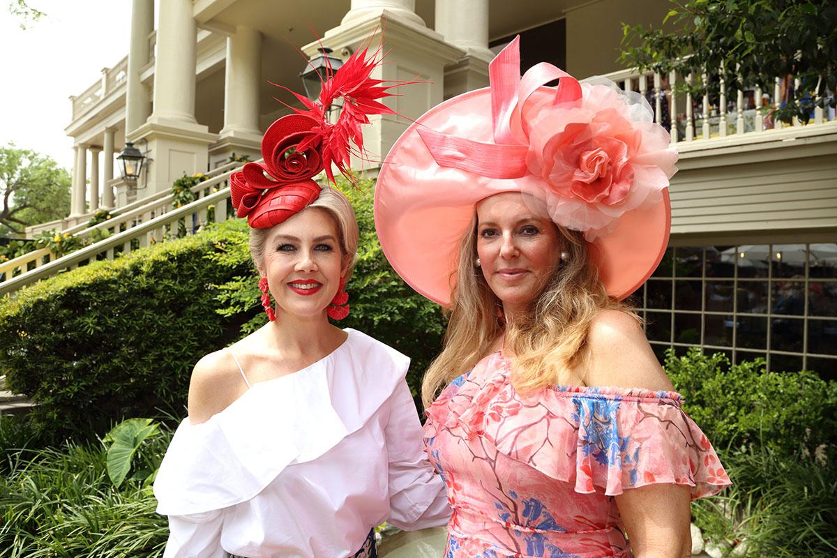 Julie Johnson and Tiffany Mills