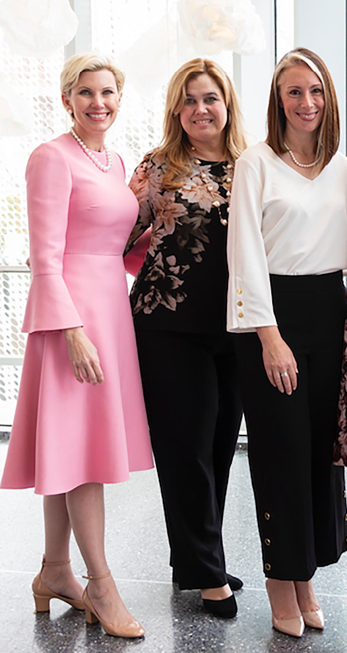 Karen Lee Zachry, Lisa Westmoreland and Evin Nicole Eubanks