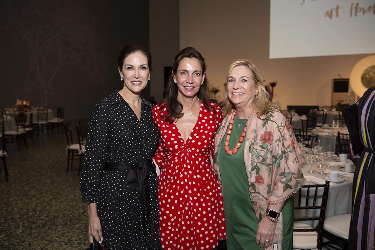 Kathleen Pressler, Aliyya Stude and Nancy Abendshein