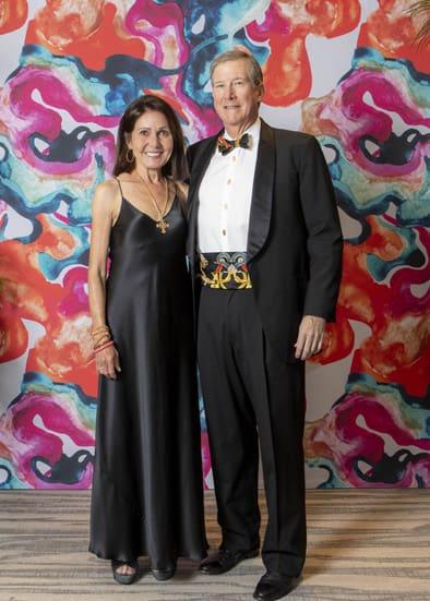 Kathy and Tim Taylor