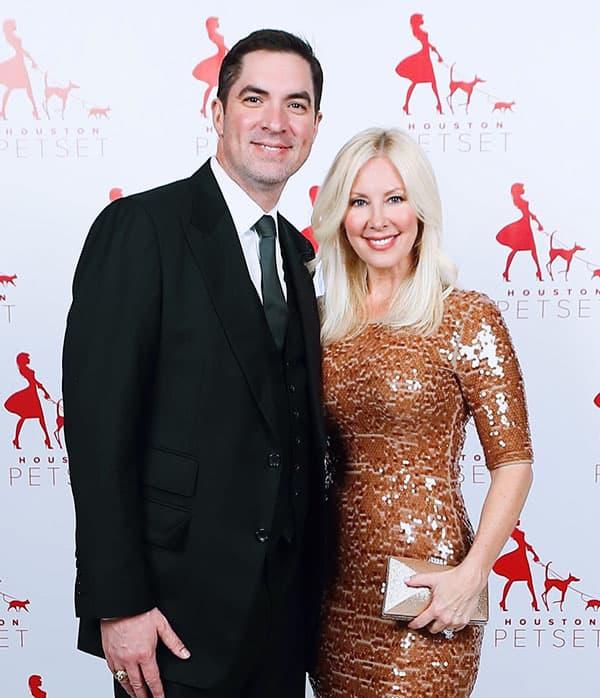 Keith and Jennifer Garrett Morris