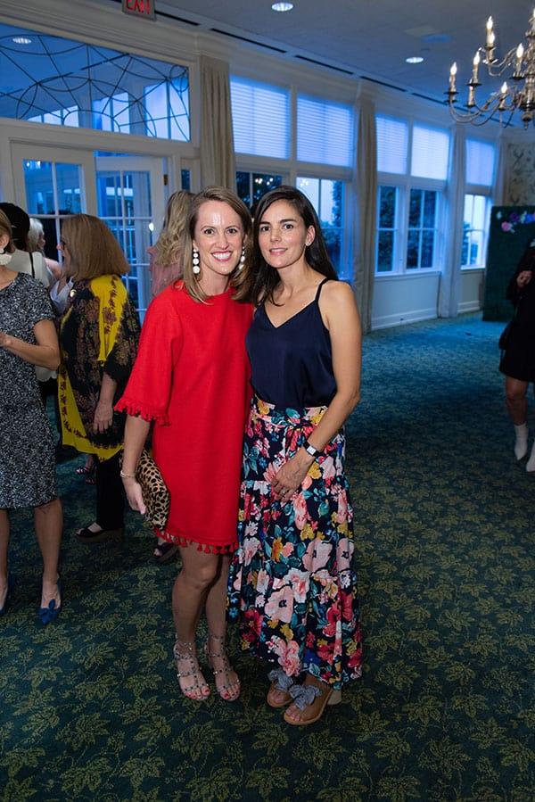 Kelly Beth Hapgood and Sabrina Siso