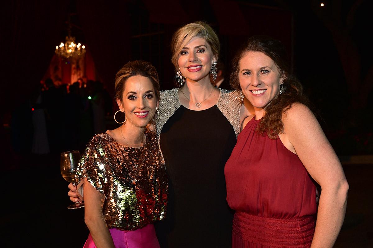 Kendall Mazurek, Linda Gail Dullnig and Jessica Erin Elliott