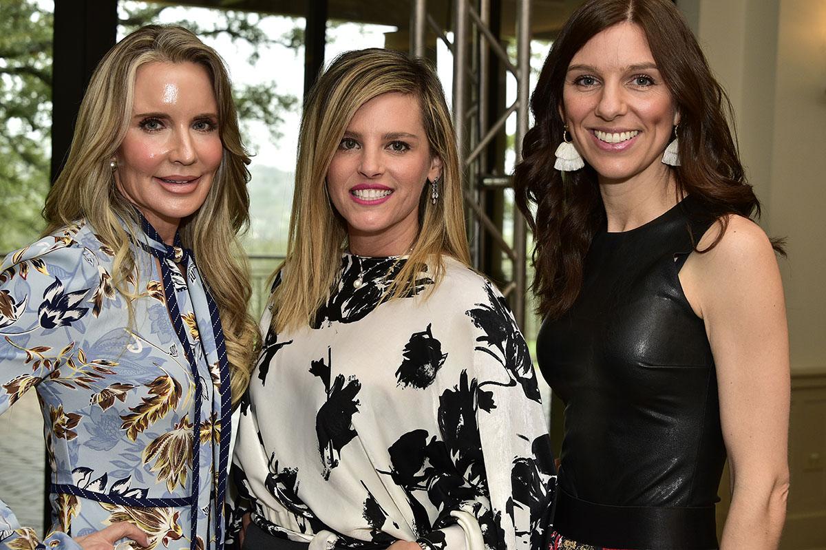 Kimberly Overby, Kristi Tidwell and Analise Smolik