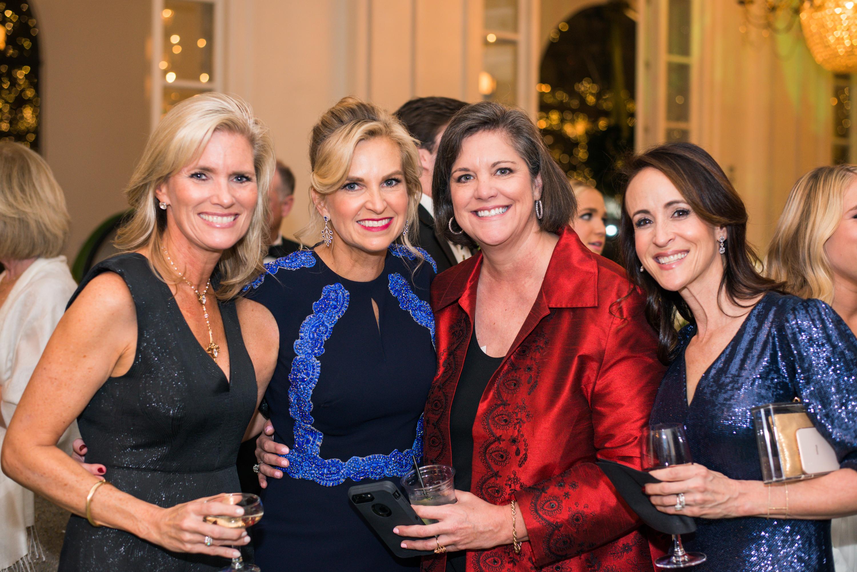 Kristin Ernst, Carrie Green, Debbi Chesney and Lisa Sechler
