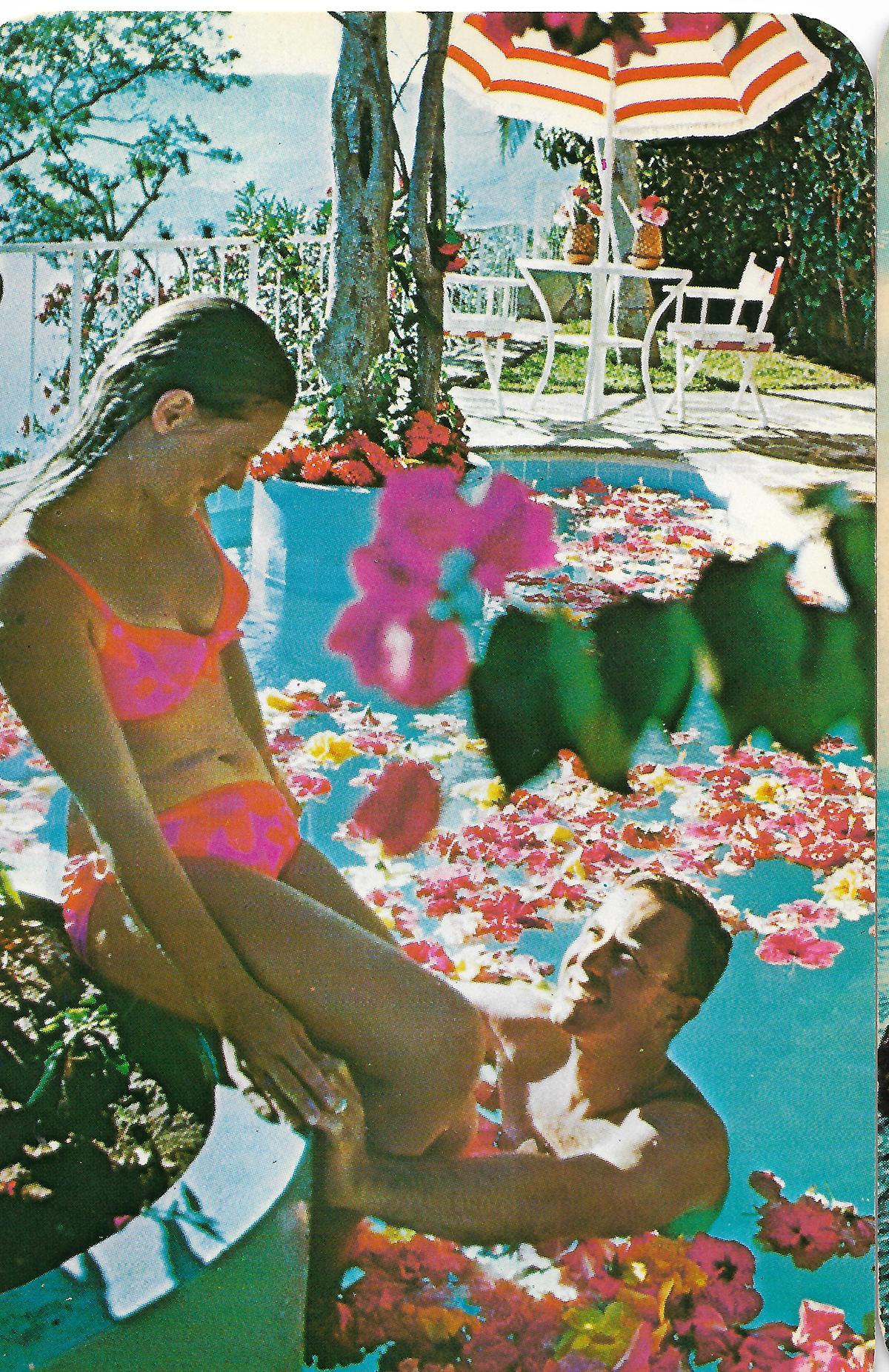 Las Brisas Pool, 1970s
