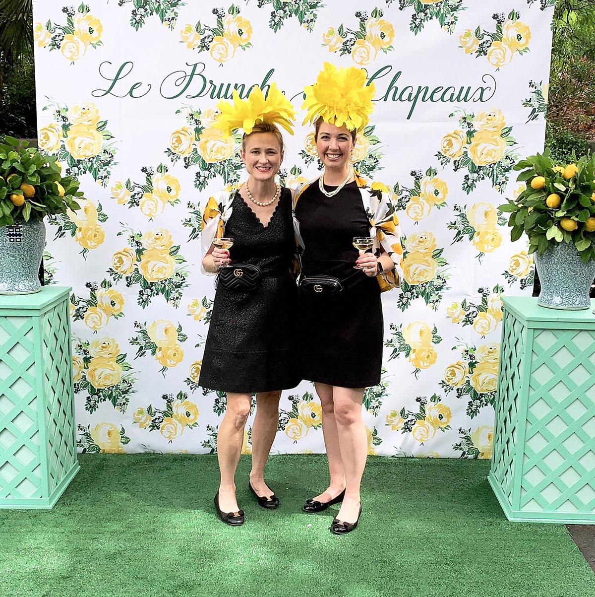 Laura Nell Burton and Christin Gish