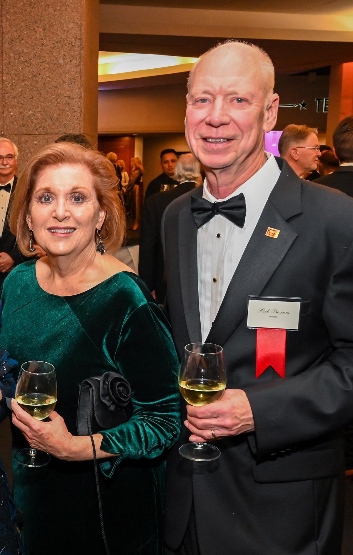 Laura and Bob Barnes