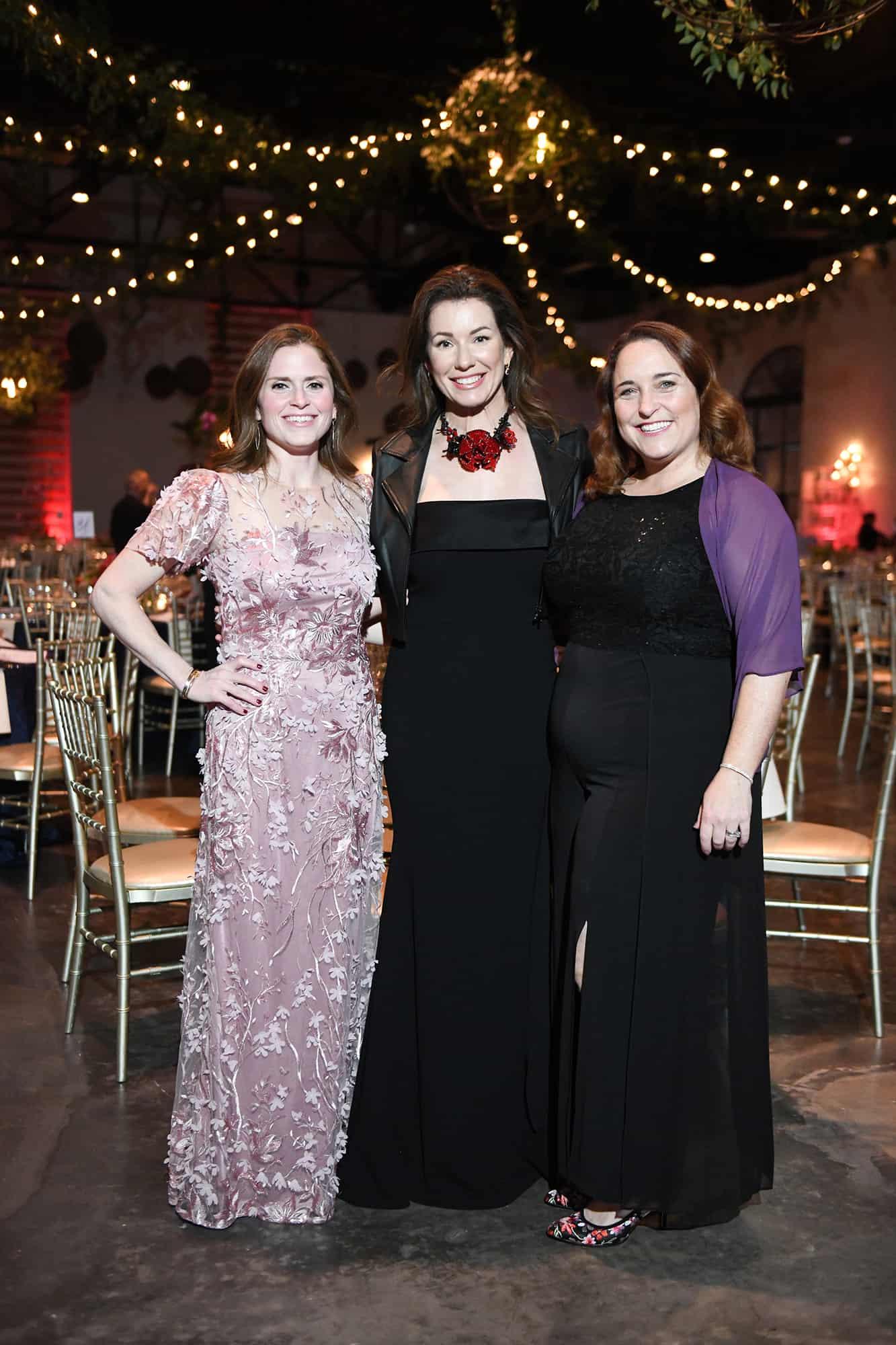 Lauren Granello, Alicia Gordy and Ruth Calabrese