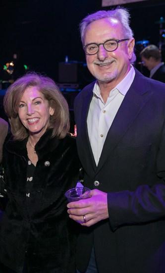 Susan Prickett and Ken Deangelis