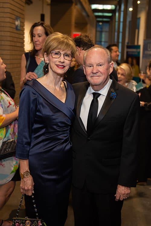 Linda and Carl Kuykendall