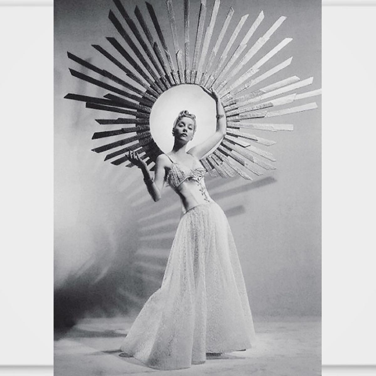 Lucien Lelong dress, 1937