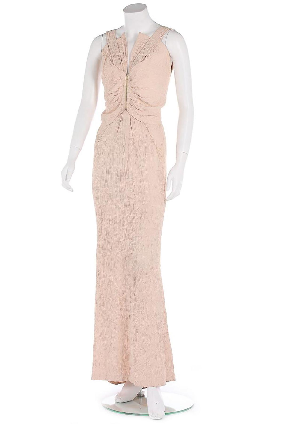 Lucien Lelong dress, 1938