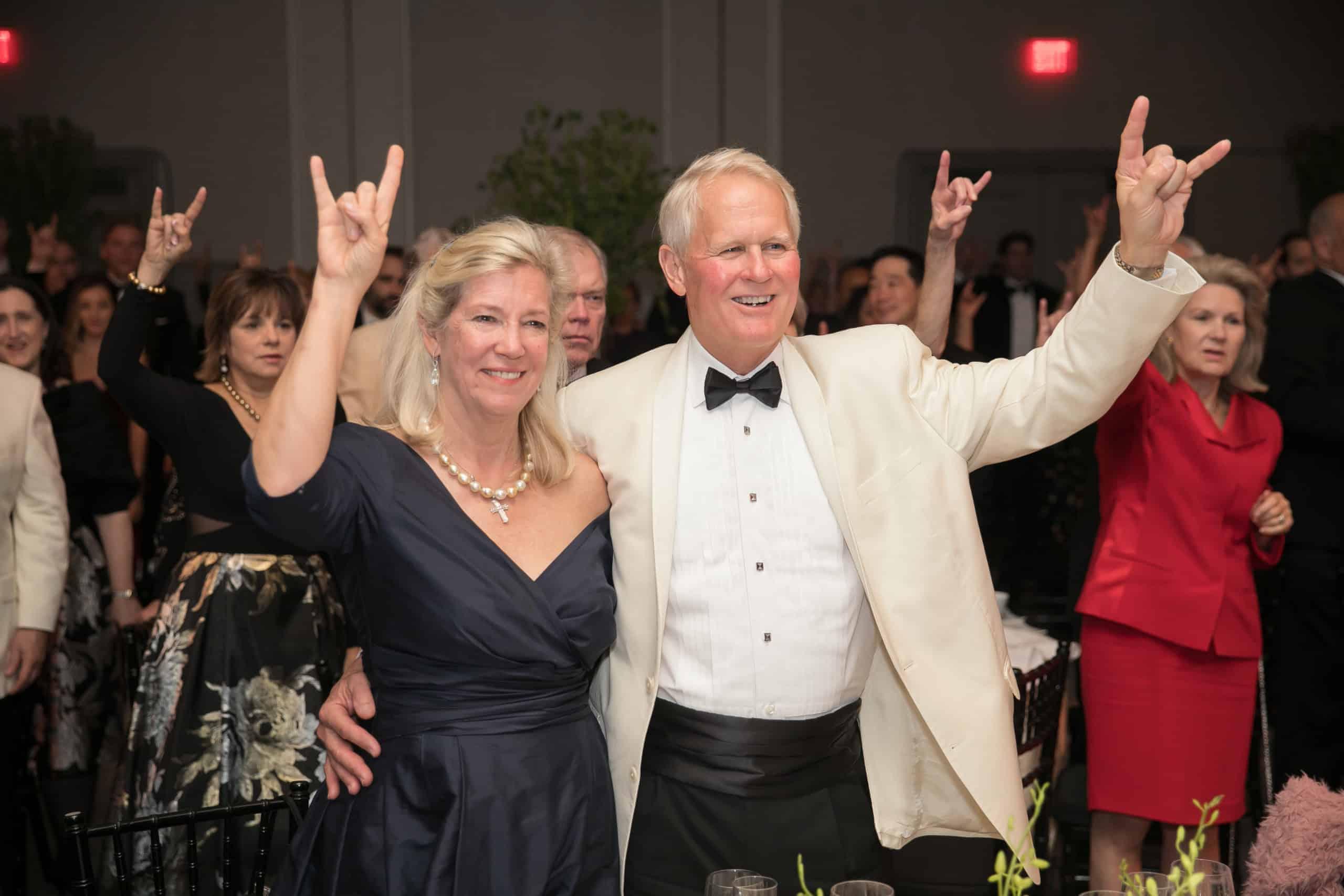 Lynn and Bill Fowler