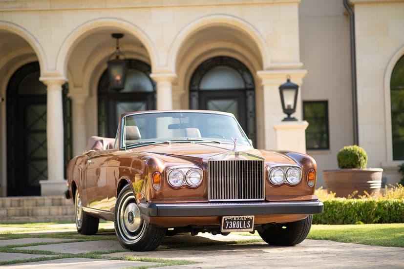 MAIN 1972 Rolls Royce Corniche