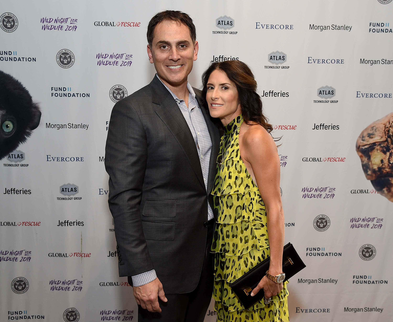Brian and Adria Sheth