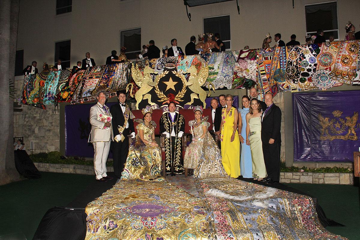 Fiesta 2019 The Court of America The Beautiful Mini Coronation