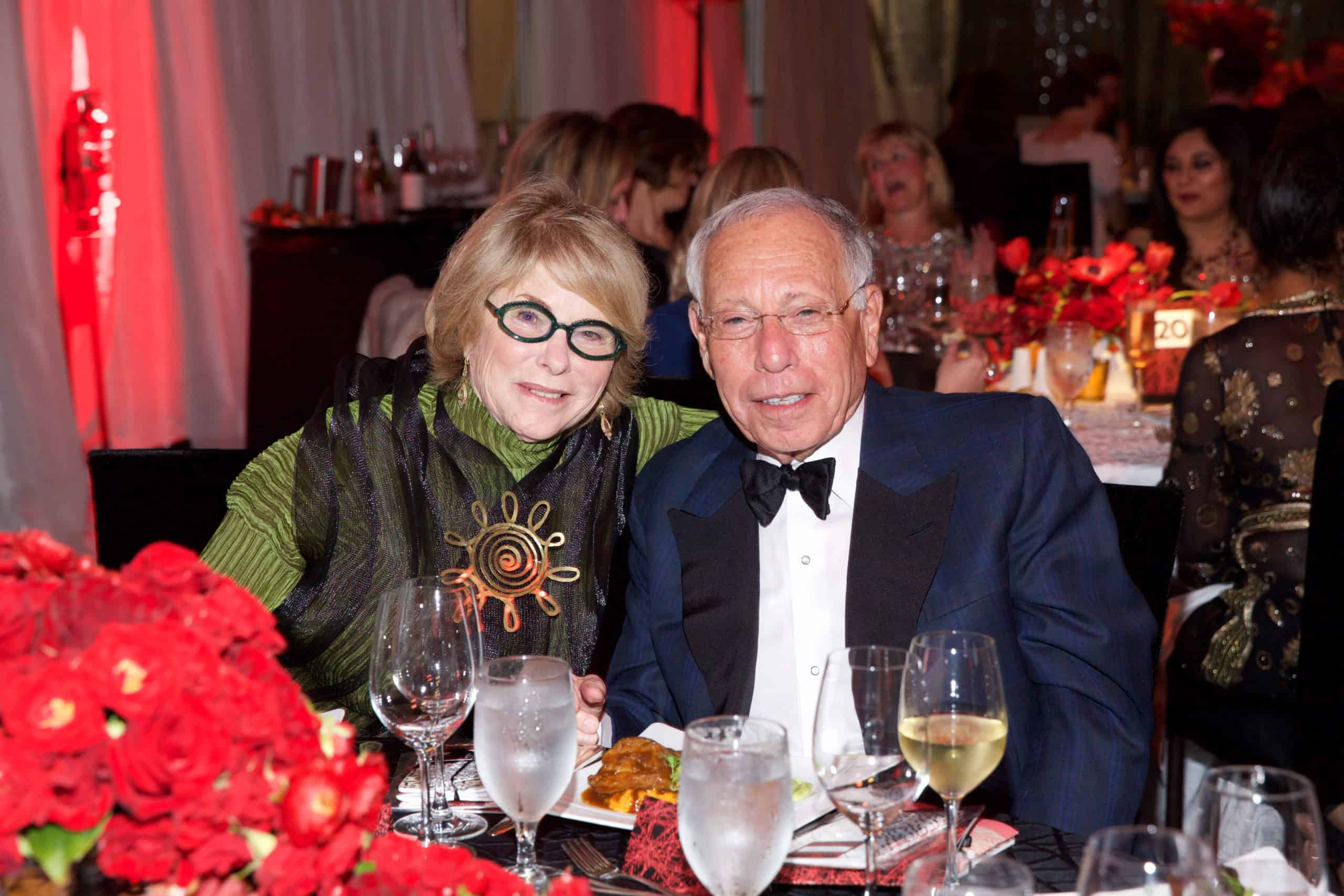 MAIN Jeanne and Mickey Klein