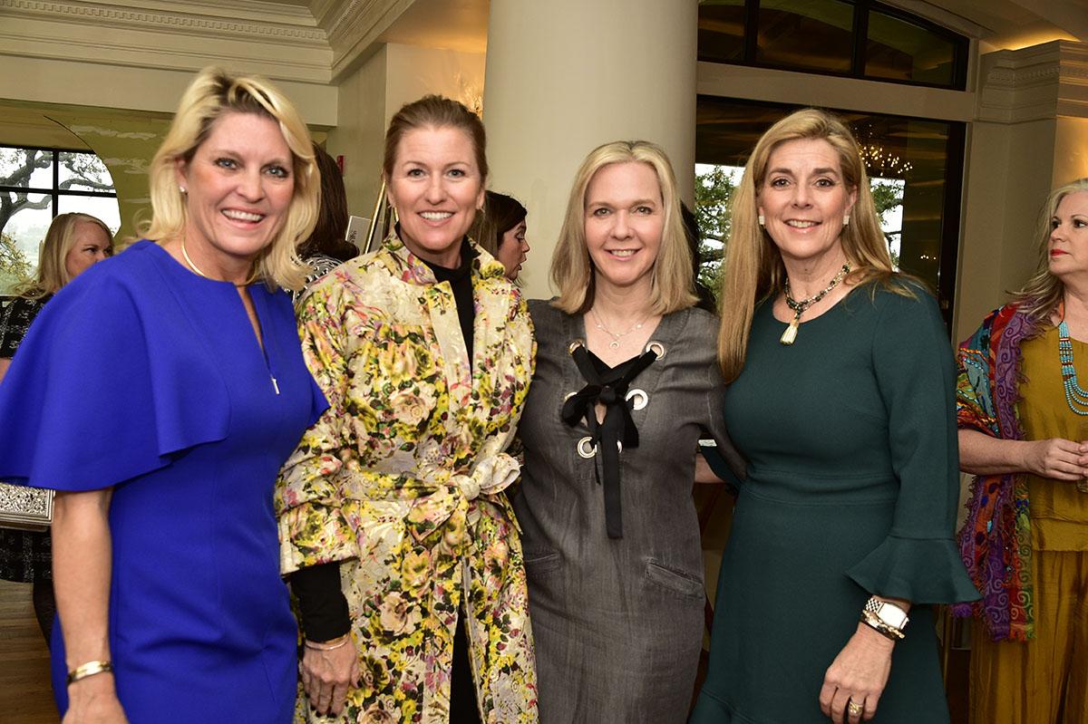 MAIN Joy Fuhrmann, Brandi Hollingshead, Debi Flume and Kim Winton