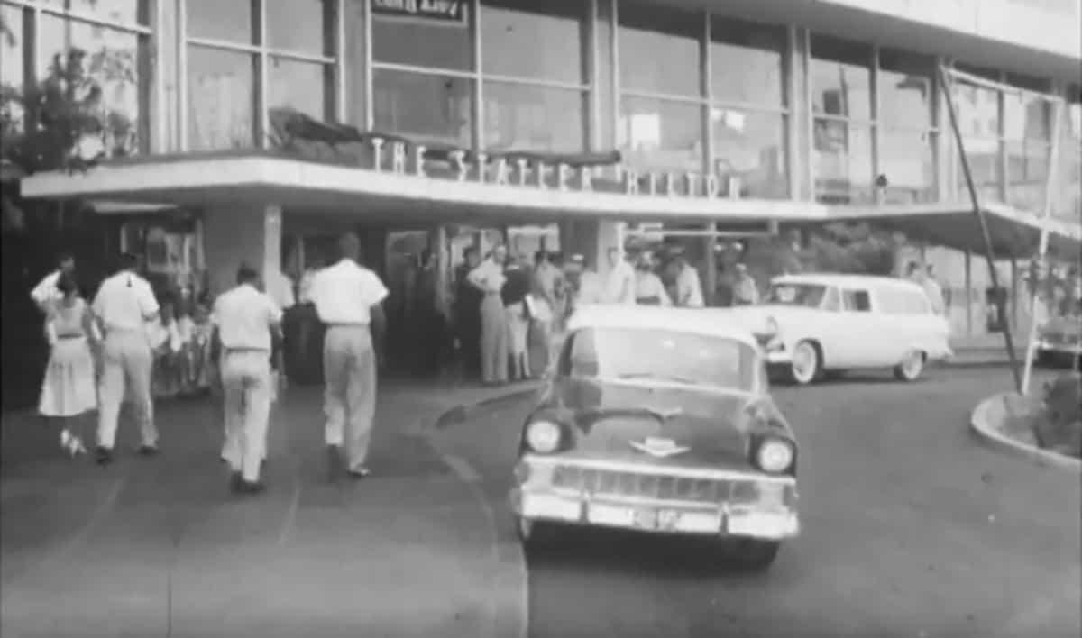 MAIN Statler Hilton, 1956