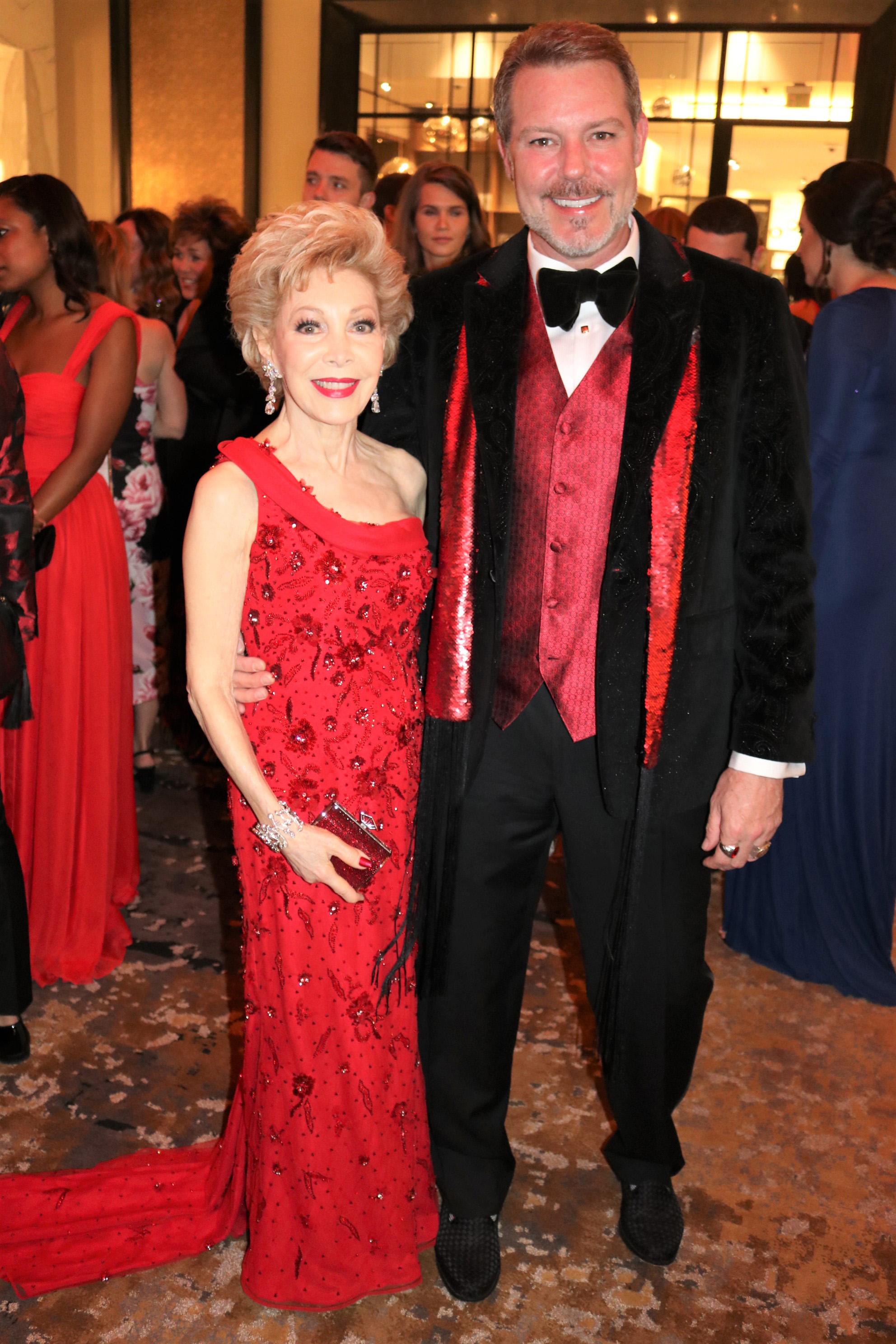 Margaret Alkek Williams and Paul David Van Atta