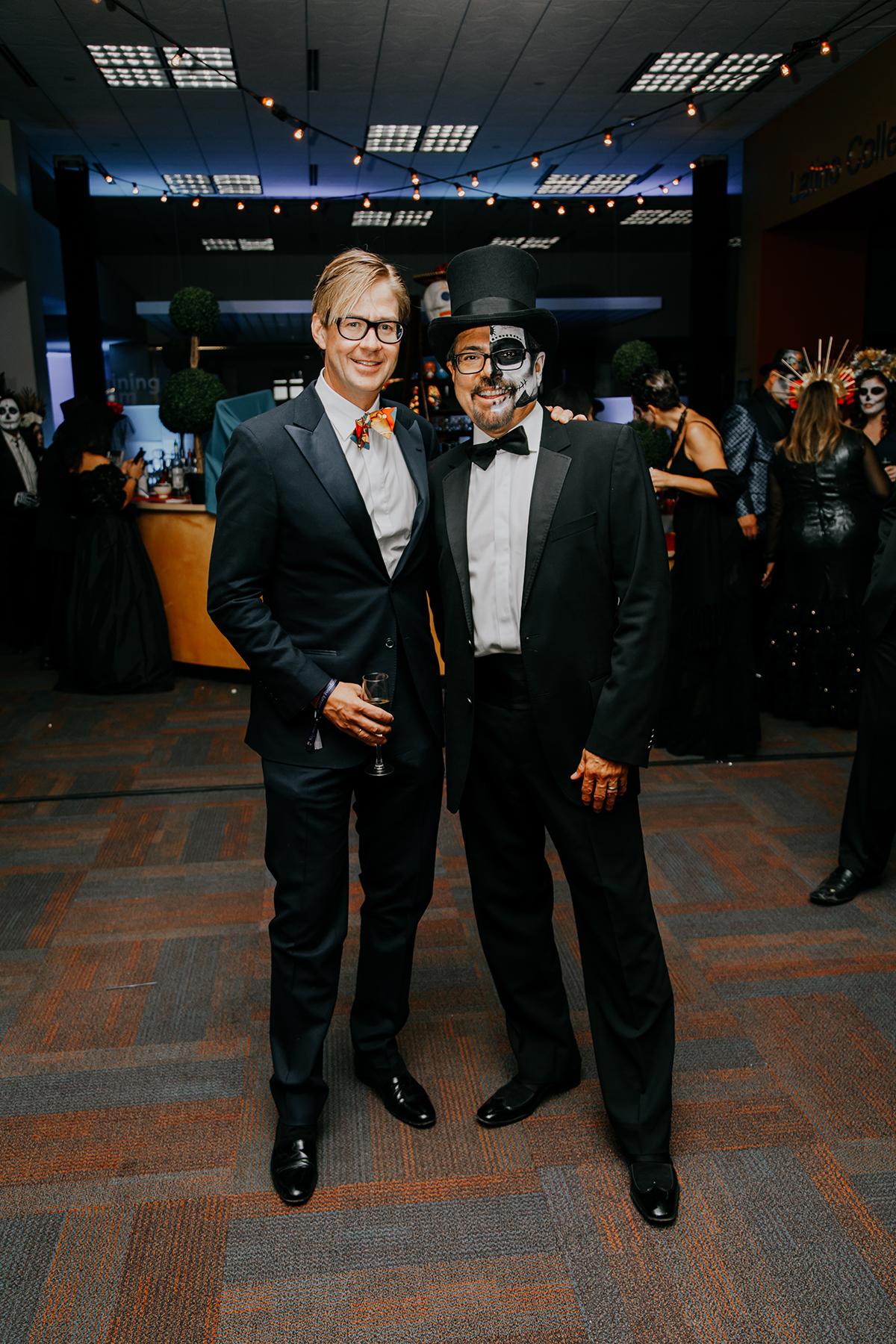 Mark Watson and Ramiro Salazar
