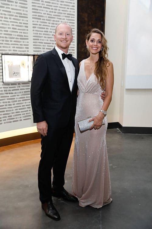 Mark and Andrea Christensen