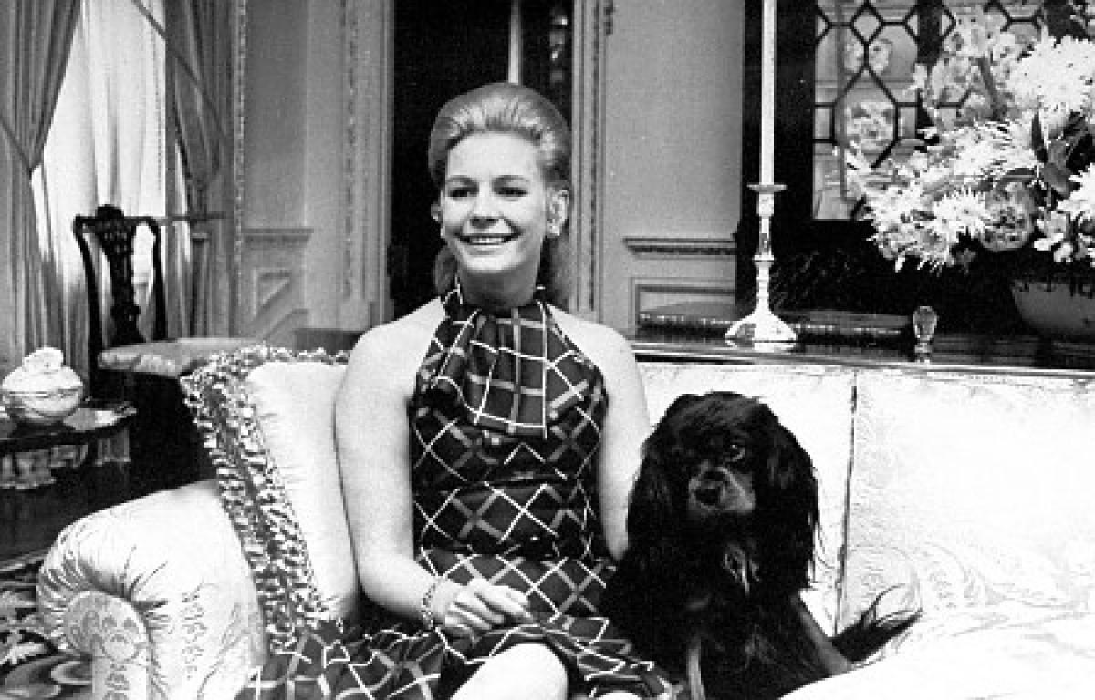 Martha Sunny von Bulow, 1960s