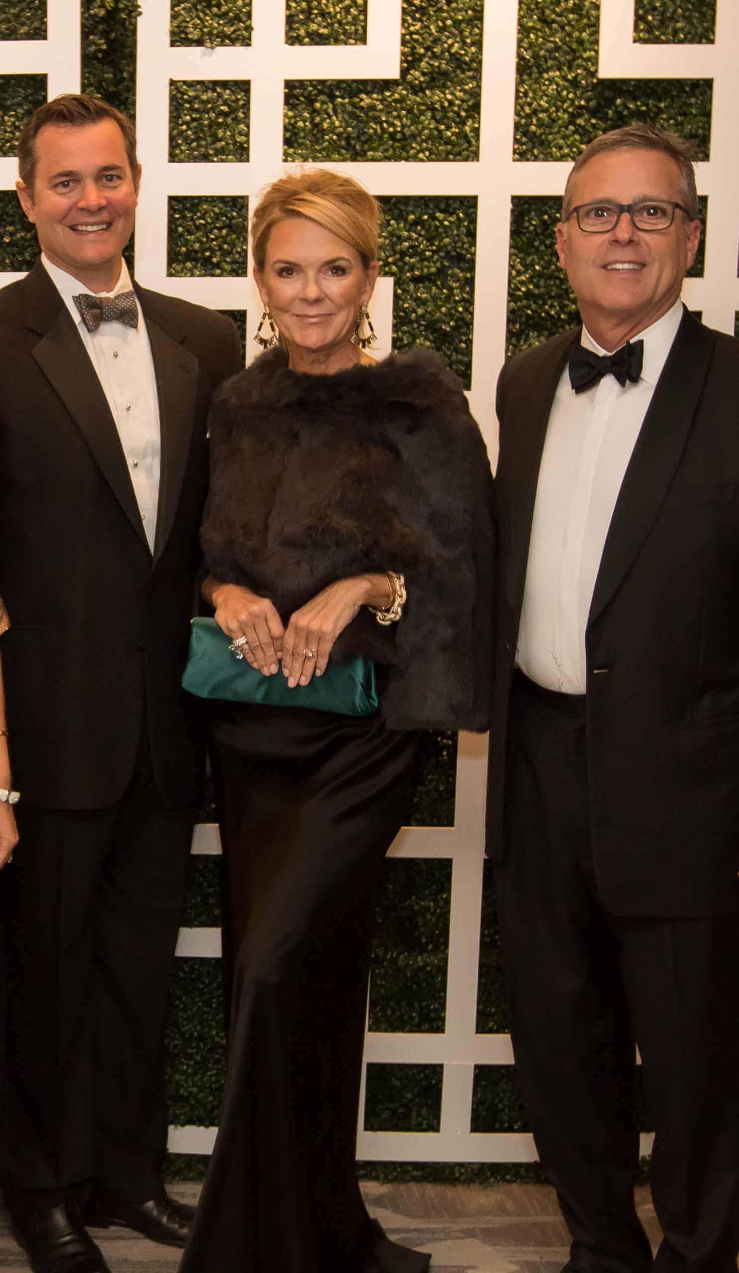Matt Eby & Missy and John Lawson